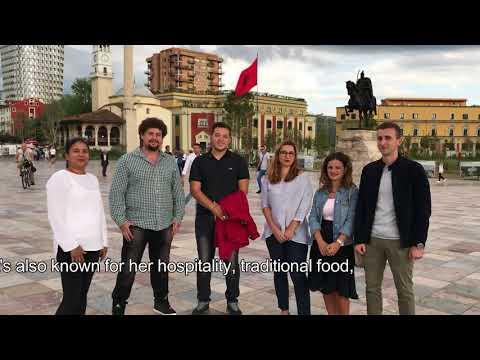 #HelloRussia2017 -  Albania