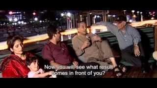 "Actor Nadeem Baig dicussing TV Drama Serial ""Riyasat"" and Director Kamran Qureshi"