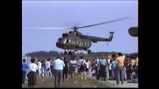 Аэродром Гроссенхайн. Авиационный праздник. 1992 год.