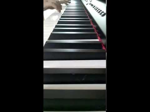 Mumford and Sons After the Storm Piano