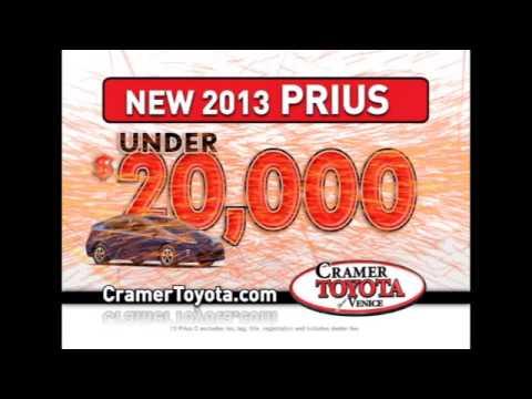 Cramer Toyota Of Venice Football 2013   YouTube