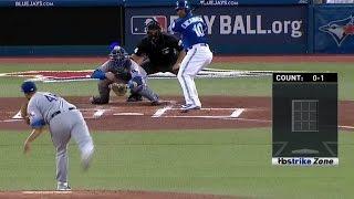 Плей-офф MLB. Полуфинал AL: Торонто Блю Джейз - Техас Рейнджерс. Матч 3 (9.10.2016)
