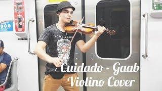 Violinista no trem (Cuidado - Gaab)