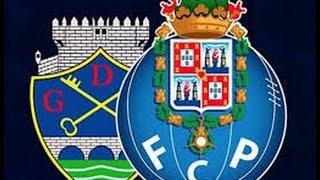 Chaves VS FC Porto - Direto 31º Jornada -