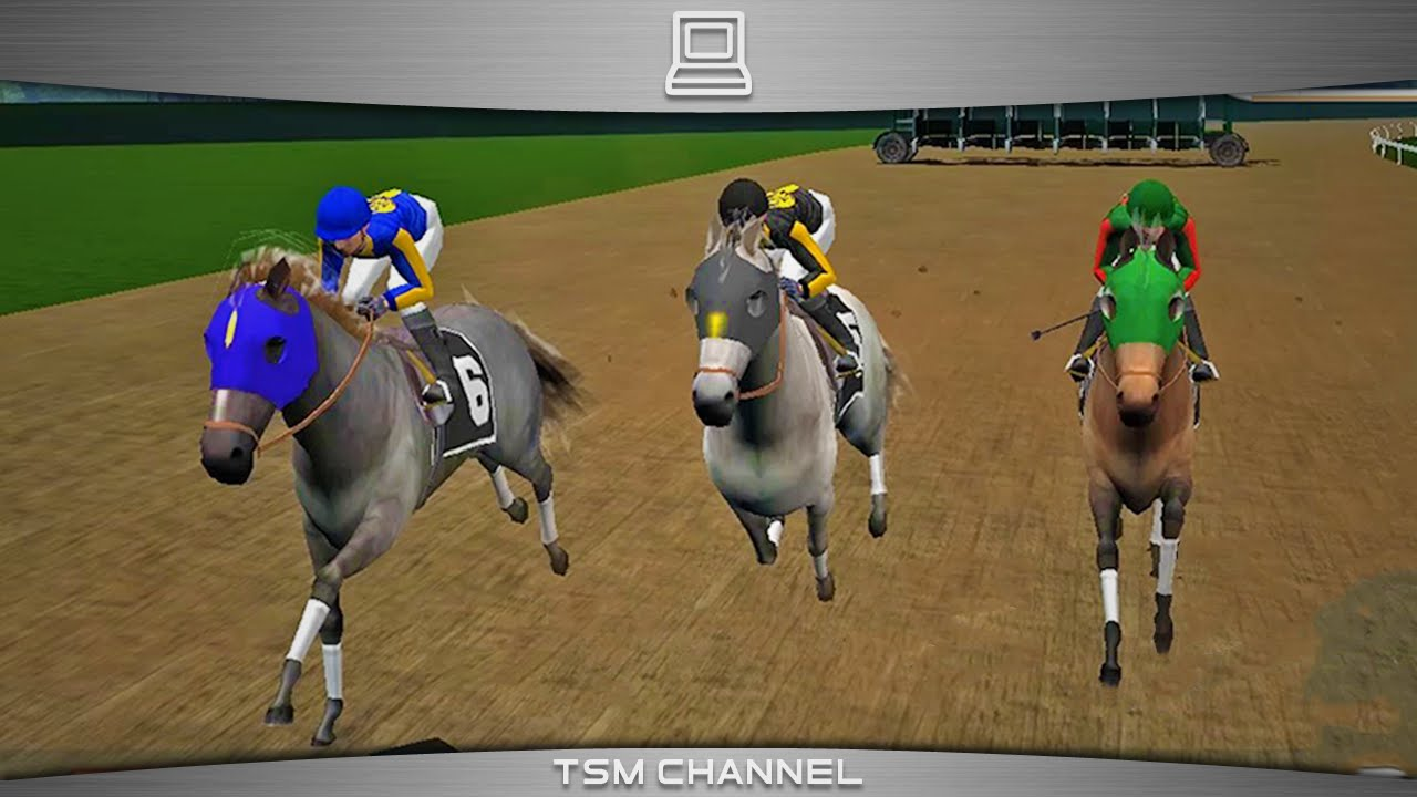 Photo Finish Horse Racing (part 2) (Horse Game) - YouTube
