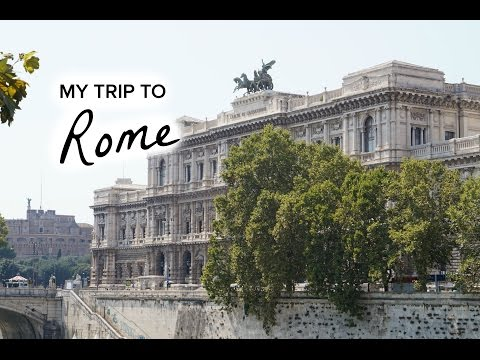 Travel with Me | Rome