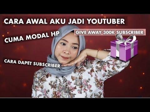 Cara Menjadi Youtuber Pemula Cuma Modal Hp Cerita Pengalaman Aku Youtube