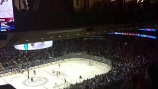 New York Rangers Power Play Goal vs Arizona (10/23/16)