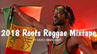 2018 Roots Reggae Mixtape Feat. Mavado, Jah Cure, Sizzla, Kabaka Pyramid, Tarrus Riley (July 2018)