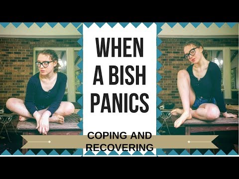 HOW TO MANAGE A PANIC ATTACK (my tips to deal with and get past them)