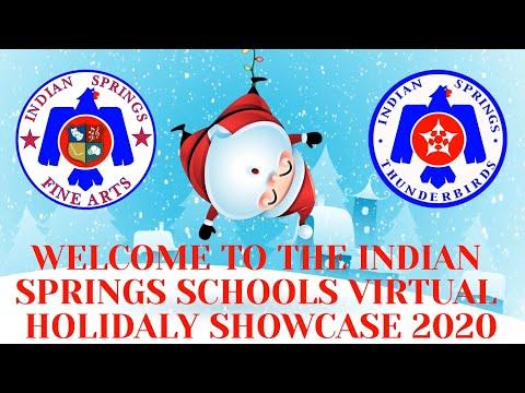 Indian Springs Schools 2020 Virtual Holiday Program