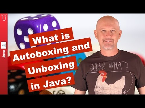 What is Autoboxing and Unboxing in Java? - 045