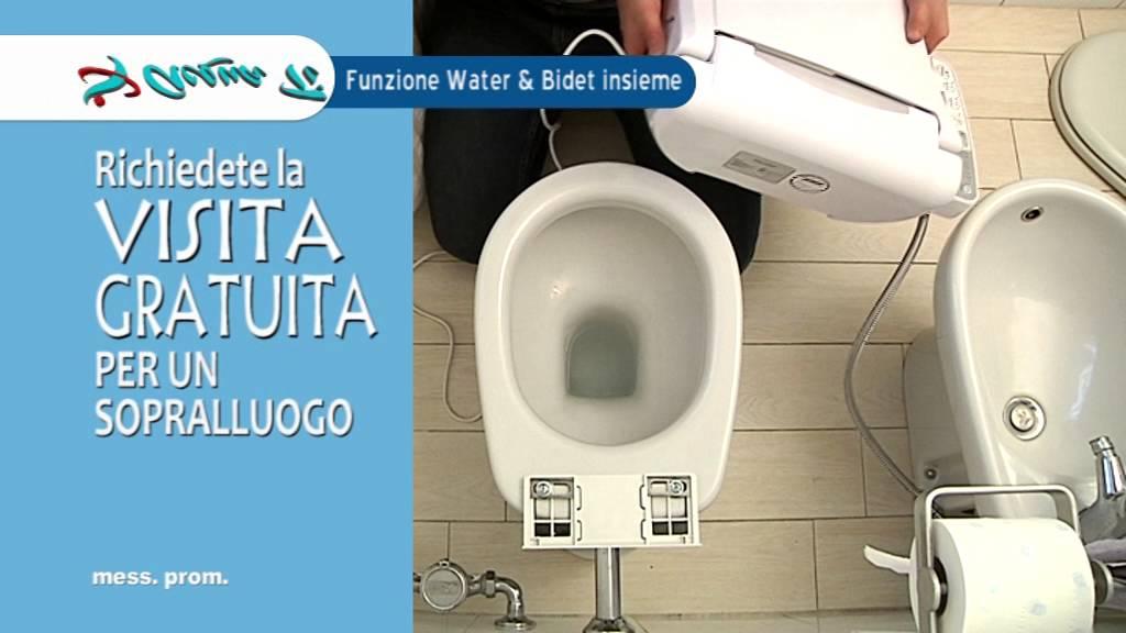 Acqua Ti 90 Dispositivo Bidet Youtube