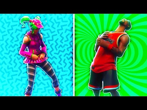 *BEST* Emotes For 500 V-Bucks! Cheap Emotes In Fortnite Battle Royale
