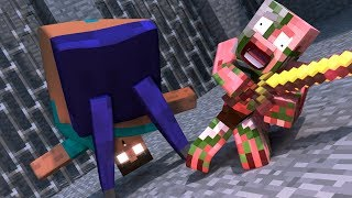Top 5 Minecraft Herobrine Life - Minecraft Animations