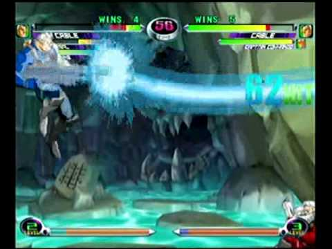 08-10-11 vidness (spiral cable tron) vs victor (santhrax) Messing with commando