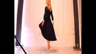 видео Эксклюзивная дизайнерская женская одежда