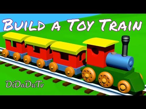 DiDaDu Train -  kids video clip