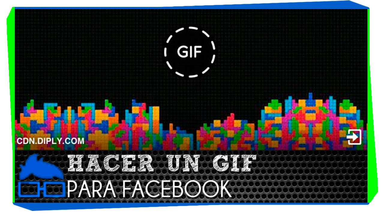 Como Crear Gif Animados Para Facebook Youtube