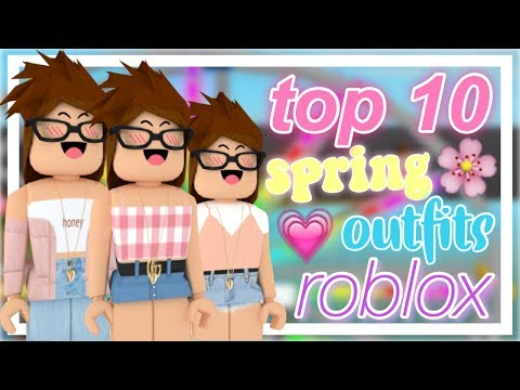 Full Download] Roblox Spring Aesthetic Outfits 2019