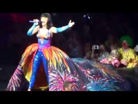 "Katy Perry: ""Firework"" @ MGM Grand Garden Arena in Las Vegas, Nevada on September 26, 2014"