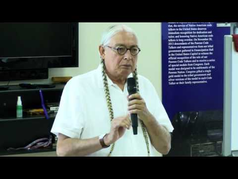 Walter Echo-Hawk lecture on N.A.G.P.R.A (Native American Graves Protection and Repatriation Act)