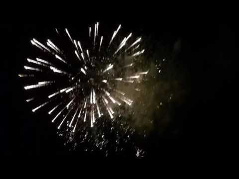 Fireworks 2017 at Wartburg Speedway