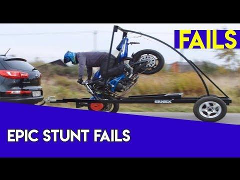 Stupid Stunt Fails ! Stupid Fails ! Stupid Stunts Compilation 2017