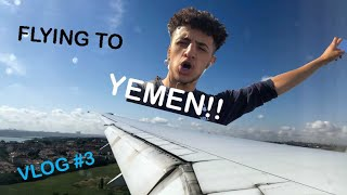 Flying to YEMEN! (MIDDLE EAST)