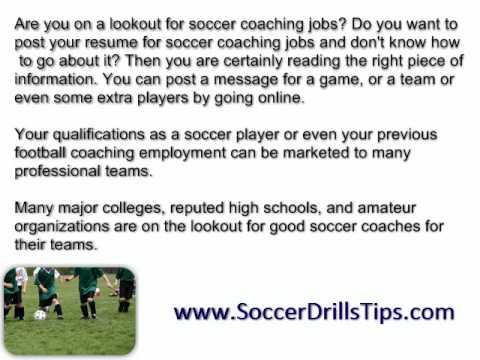 Soccer Coaching Jobs 756
