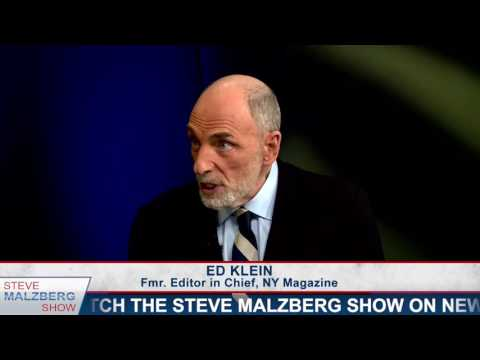 Malzberg | Ed Klein: Weeping Hillary Blamed Comey and Obama For Loss
