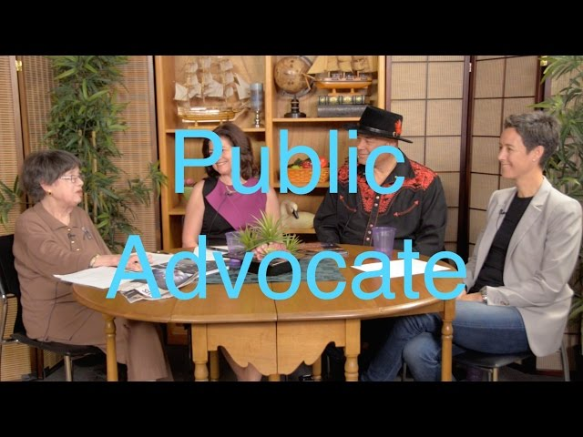 Public Advocate - Narada Michael Walden Foundation