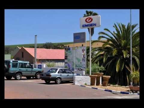Город Darling в ЮАР