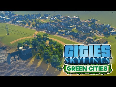 Agricultural Expansion – Cities Skylines Green Cities Gameplay – Let's Play Part 4