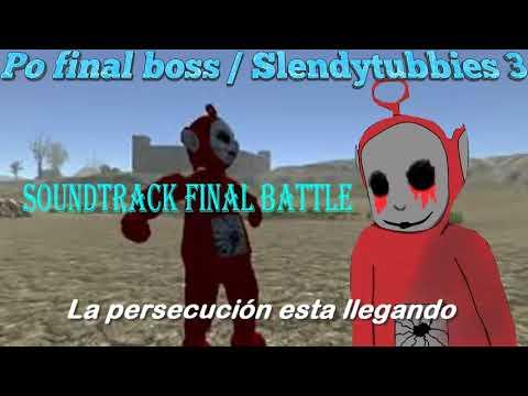 Slendytubbies 3 - Po final battle - Soundtrack