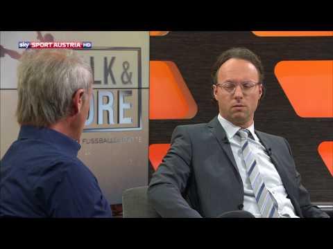 """""""Talk & Tore – Die Tipico Fußballdebatte"""" mit Fredy Bickel, Heimo Pfeifenberger und Lassaad Chabbi"""