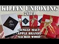 Kilian - Single Malt, Apple Brandy & Sacred Wood unboxing