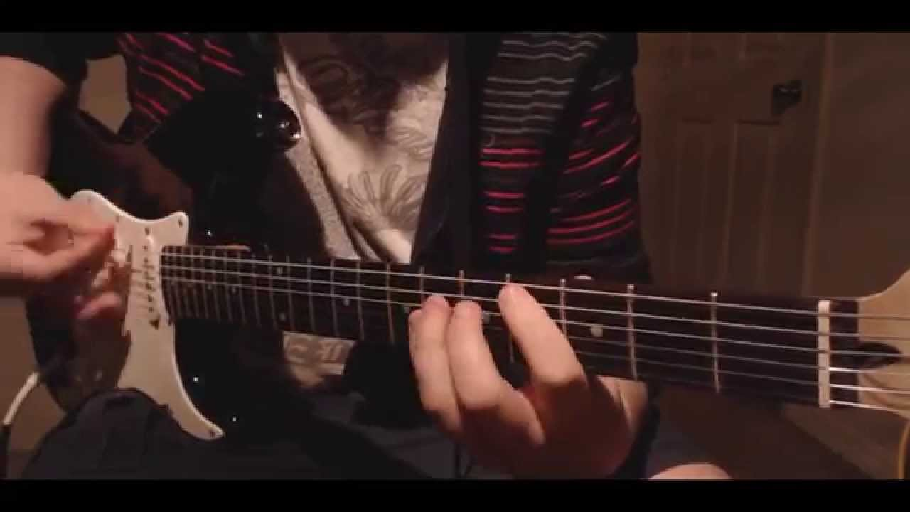 Riecht wie Teen Spirit Guitar Cover