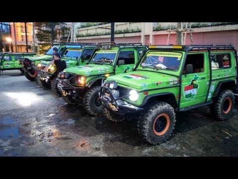 Prepare Berau 4x4 Tropical Challenge 2018 | OFFROAD BTC
