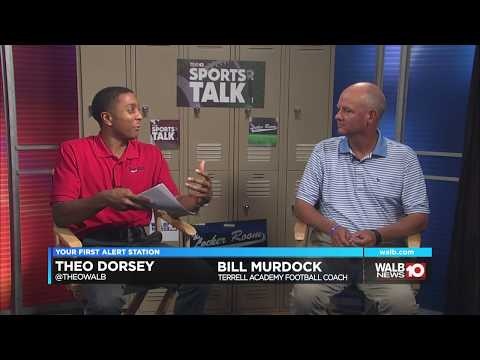 Sports Talk with Theo Ft. Terrell Academy's Bill Murdock