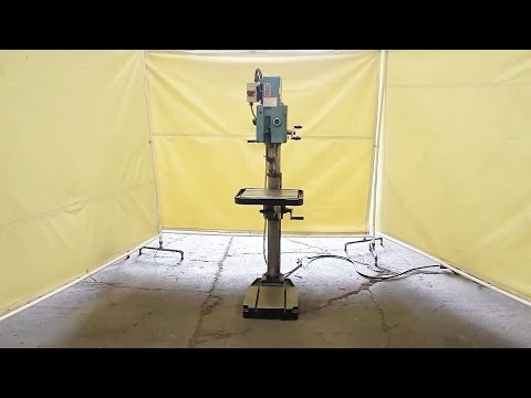 "ARBOGA 18"" Drill Press Model GM2508"
