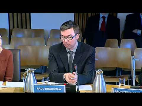 Health and Sport Committee - Scottish Parliament: 26th February 2013