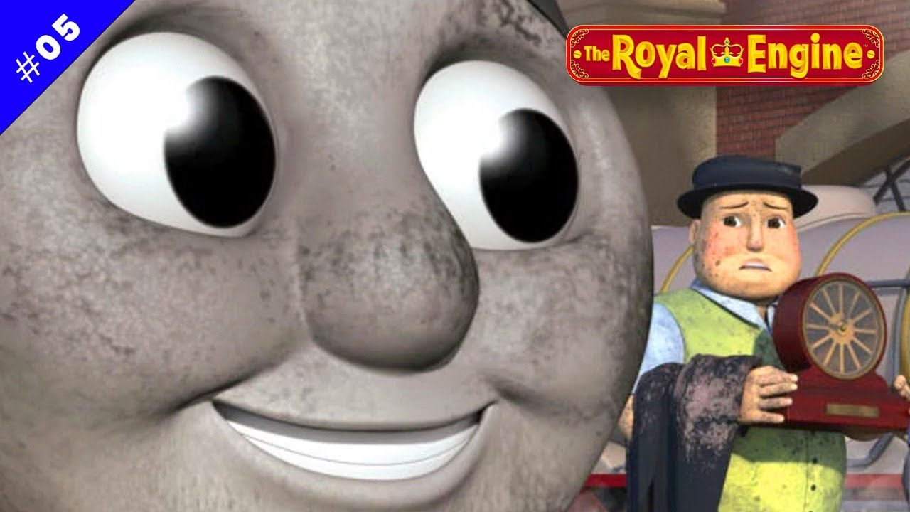 Thomas Meets the Queen... Again! - Featuring KyoryuZeo93