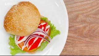 Как приготовить сэндвич с крабовым мясом [Рецепты от Рецептор]