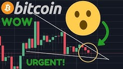 BITCOIN BREAKING OUT ANY DAY NOW!!!!!!!!!!!! NEWS: BITCOIN IS FIAT!!!??