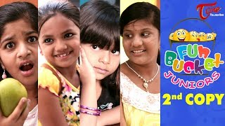 Fun Bucket JUNIORS | Episode 2 | Kids Funny Videos | TeluguOne | Comedy Web Series