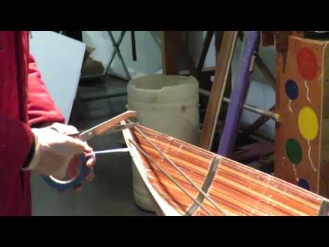 Wooden Kayak Building Instructions Part 4/7