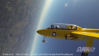 Airborne 08.21.15: World Heritage Air Museum, 1st A350-1000 Wing, HyperSolar