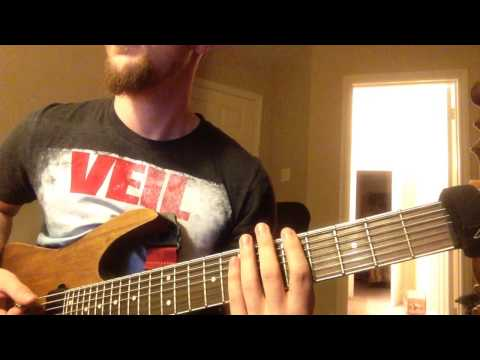 Volumes - Erased (Guitar Cover)