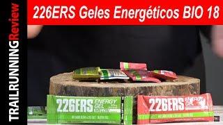 226ERS Geles Energéticos BIO - Gama 2018